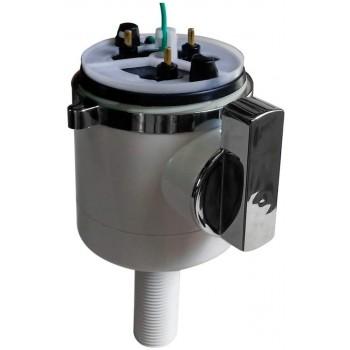 Módulo da Torneira Slim Bancada Branca ou Preta 4T 220V - Hydra