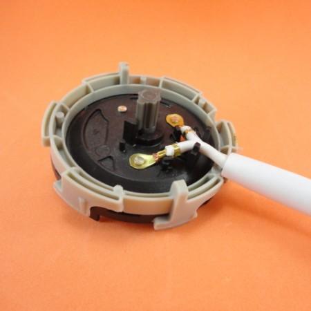 Kit Caixa Elétrica 127V e 220V da Ducha Top Banho 4T - Sintex