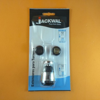 Arejador Articulado para Torneiras - Jackwal