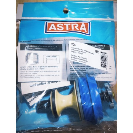 Cartucho Reparo P/ Valvula Descarga - Astra