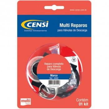 Kit Multi Reparos para Válvulas de Descarga Deca / Hydra Modelos 2520, 2530