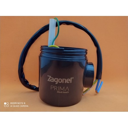 Corpo Black 127/220V Torneira Prima Touch-Black - Zagonel