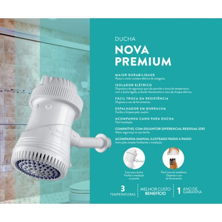 Ducha Nova 220V - Sintex